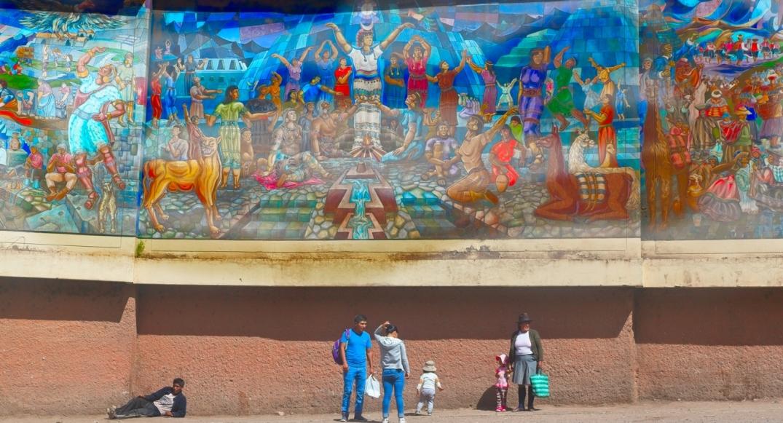 Mural Pisac